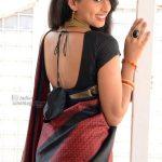 Nithya Naresh hot ass saree show xxx