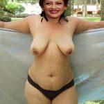 Topless Sreelekha Mitra nude hot navel show