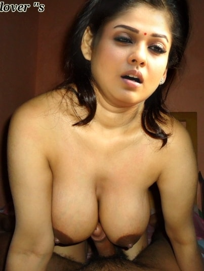 Topless nude breast Nayantara boobs sex without bra pic