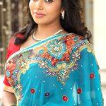 Karunya Chowdary big boobs nude saree xxx pic