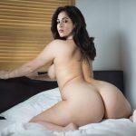 Full nude Anushka Shetty naked big ass on bed