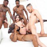 Hot Nazriya Nazim gangbang naked group sex actress hand job black cock