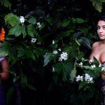 Rajisha Vijayan saree slip pierced nipple exposed without bra xxx fake