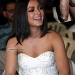 Sexy Catherine Tresa opening mouth for big black cock in public