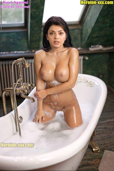 Kajal Aggarwal nude fake gallery