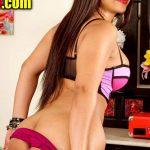 Keerthy Suresh stripping underwear nude ass line exposed