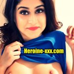 Regina Cassandra showing her hot nipple sexy boobs without bra photo