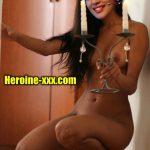 Nyla Usha full nude pose without dress naked mallu tv host xxx