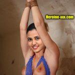 Sexy Sunitha Sadguru open bra nipple show tied actress bondage