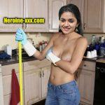 Slave Actress keerthi suresh nipple sexy topless housemaid