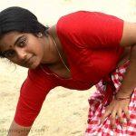 Namitha Pramod cleavage nude blouse