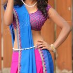 Priyanka Augustin cum on her naked blouse nude hip