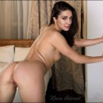 Kiara Advani sexy ass full nude back pose in private hotel pic