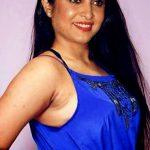 Ramya Krishnan armpit shaved wearing sleeveless skirt for birthday party