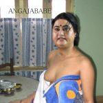 Bindu Panicker hot aunty towel slip nipple visible sexy wet body pic leaked