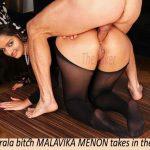 Malavika Menon anal sex big mallu butt ass hole fucked hard without panties