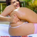 Jacqueline Fernandez fingering her ass hole for Nepotism anal sex