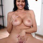 Naked anchor Anasuya Bharadwaj fingering pussy pressing boobs pics