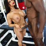 sandal wood actress ramya naked gym training with big black cock