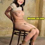 Sonakshi Sinha tied naked body nude boobs no bra stills