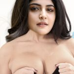 Manjima Mohan nude cleavage naked busty boobs actress