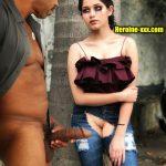 Jannat Zubair Rahmani Shaved Pussy Without Panties Fakes