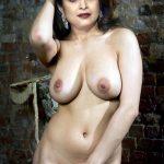 Busty boobs Ramya Krishnan naked aunty covering her nude pussy