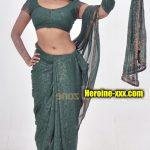 Parvathi Malaa removing saree nude navel sexy blouse semi nude pic