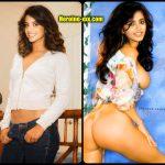 Sanjana Sanghi nude ass fake Playboy naked boobs photoshoot
